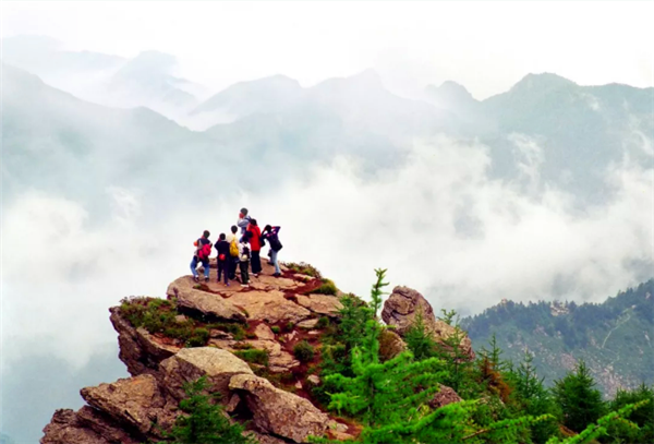 太白山宣传营销模式新探索| 调动旅游新感官激发全要素活力