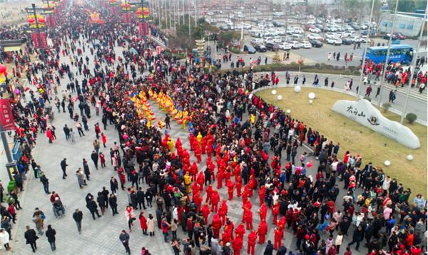 春节小长假,15.18万人来太白山旅游区过大年