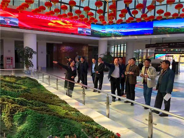 太白山旅游区创建国家级服务业标准化试点景区工作动态