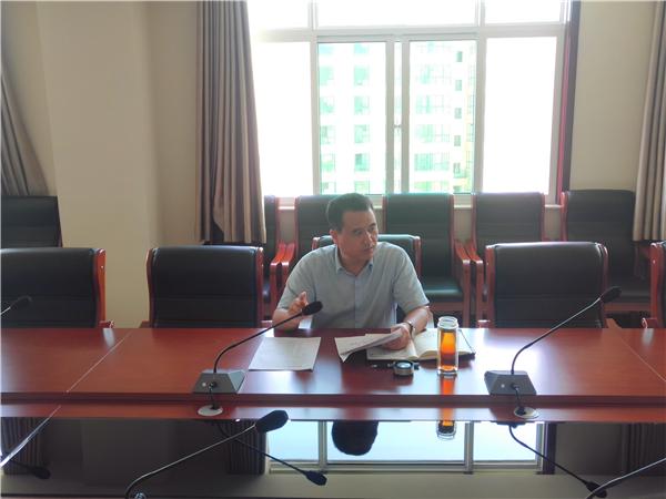 太白山旅游区召开省级旅游示范县迎检推进会