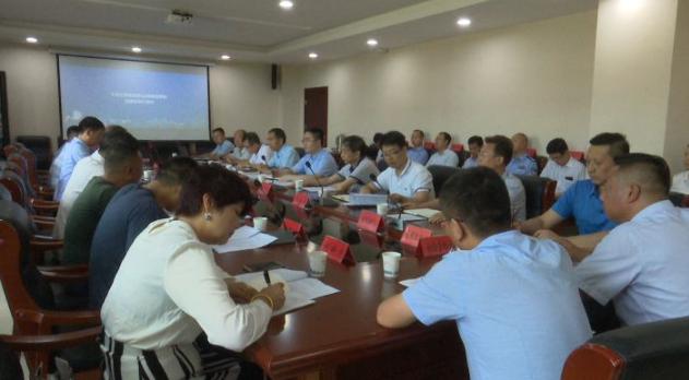 新疆帕米尔旅游景区干部来太白山景区挂职培训