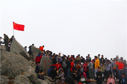 国庆假期太白山旅游区接待游客23.3万人次