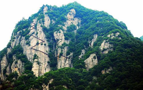 陕西省红河谷森林公园疫情期间受控开放公告