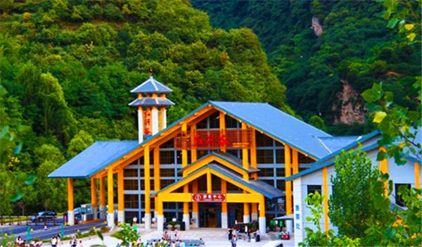 陕西省红河谷森林公园闭园公告