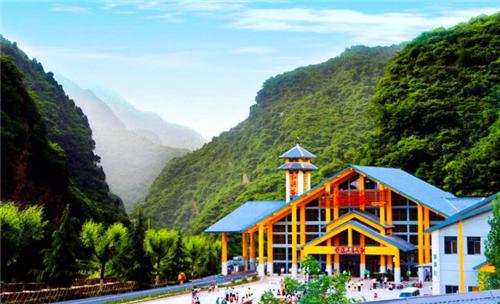 陕西省红河谷森林公园恢复运营公告