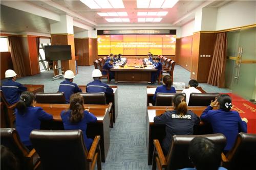 太白山游客服务中心组织开展安全生产综合演练