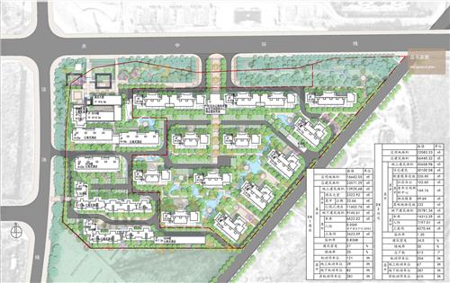 畔山林溪项目规划方案批前公示