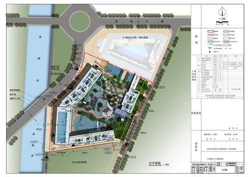 尚境温泉度假康养公寓项目规划方案批前公示