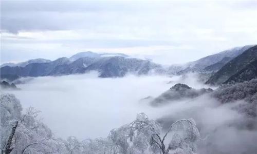 太白山、红河谷景区临时性闭园通知